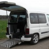 Citroen Berlingo s rampou